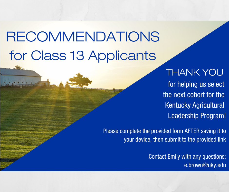 Class 13 Recommendation