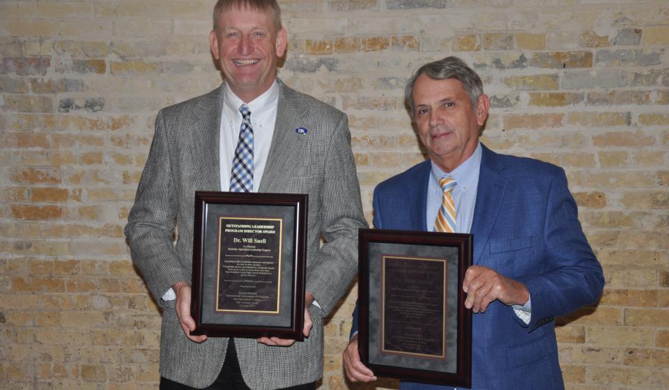 KALP Co-Directors Earn International Recognition