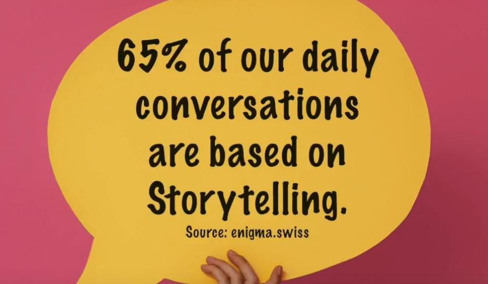 Leadership Through Storytelling